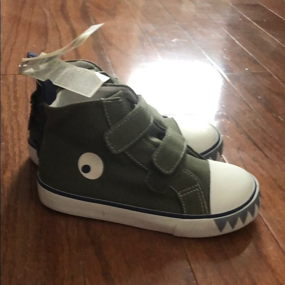 GAP Factory Other - Gap factory toddler size 9 Dino high tops